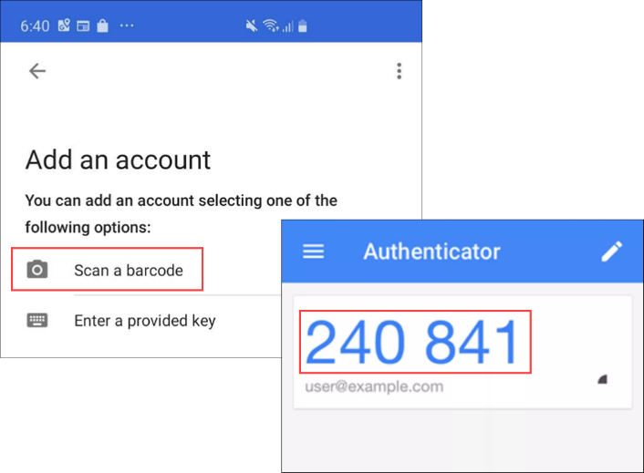 Multi Factor Authentication | OneStop Reporting Help